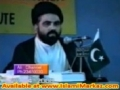 [03] - Seminar - امر بالمعروف و نہی عن المنکر Amr Bil Maroof Wa Nahi Anil Munkir - Agha Jawad Naq