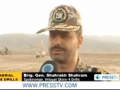 [12 Nov 2012] Iran launches massive militay drills - English