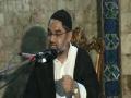 (Day 1 Part 2) 5th April 08 - Helping Imam E Hujjat (Mehdi) a.s during his Ghaibat - Lahore - Urdu