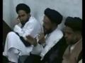 MUST SEE - Historic Judgement in Mumbai - Maulana Syed Zaki Baqri - Part 5 - Urdu