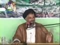 [Short Clip] Azadari and our Responsibilities - Agha Jawad Naqvi - Urdu