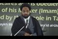 [04] Muharram 1434 - KARBALA - Ahya-e-Sunnat-e-Nabavi (s) - Moulana Syed Taqi Raza Abedi - Urdu