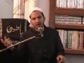 [04] Muharram 1434 - Waqaya-e-Karbala aur Falsafa-e-Ebrat - Moulana Agha Munawar Ali -  Urdu