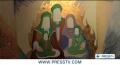[22 Nov 2012] Ashura paintings on display in Tehran - English