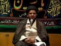 [07] Muharram 1434 - Prophet Mohammad (s) in the Eyes of Imam Hussain (a.s) - H.I. Syed Tasdeeq - Urdu