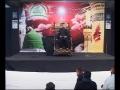 ZAINAB CRYING ON HUSSAIN!  -  Marsiya by Brother Sibtain on Shabe Ashur 1434 Hijree in Faisal Town, Lahore  -  Urdu