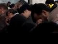 Mourners in Sayyeda Zainab Shrine: You Never be Captive Anymore - Arabic sub English