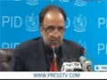[28 Nov 2012] Pakistan to setup Counter Terror Authority - English