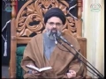 [01] ثبات قدم راہ نجات Sabaat Qadam Raah-e-Nejaat - Muharram 1434 - Ustad Syed Jawad Naqavi - Urdu