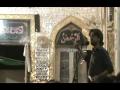 [Moharram 1434H] Noha Utha koi janaza phir syeda k ghar se by Haider Mehdi - Urdu