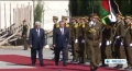 [06 Dec 2012] Jordanian King Abdullah in Ramallah to visit Mahmoud Abbas - English