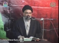[03] R.C. حکمت علئ Hikmat e Ali (a.s) 18 Muharram 1434 درازئ اٌرزو Ustad Syed Jawad Naqavi Urdu