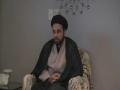 Majlis  - Imambargah-e-Masoomeen, Windsor, Ontario  Dec. 15, 2012 - Urdu