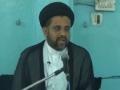 [01] Muharram 1434 - KARBALA Aur Asr-e-Hazir - Moulana Syed Ali Baquer Abedi - Urdu