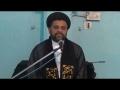 [02] - Muharram 1434 - KARBALA Aur Asr-e-Hazir - Moulana Syed Ali Baquer Abedi - Urdu