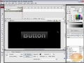 Learn Flash - Creating Animating Advanced Rollover Buttons in Flash CS3 - English