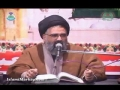 Dhamal/Dance for Moula Ali (a.s) !!!!! - Difference of Mohib and Shia - By Ustaad Jawaad Naqvi - Urdu