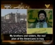 Sayyed Hassan Nasrallah - The Iraqis Have the Right To Carry Out Resistance - Arabic Sub English