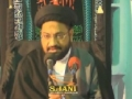 [01] Muharram 1434 A.H - Hazrat Muhammad (saws) - Uswa-e-Hasanah - Moulana Syed Taqi Raza Abedi