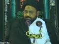 [03] Muharram 1434 A.H - Hazrat Muhammad (saws) - Uswa-e-Hasanah - Moulana Syed Taqi Raza Abedi - Urdu