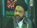 [04] Muharram 1434 A.H - Hazrat Muhammad (saws) - Uswa-e-Hasanah - Moulana Syed Taqi Raza Abedi - Urdu
