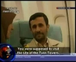 President Mahmoud Ahmadinejad interview - Sept 2007 - On His Visit to the Twin Towers -Eng Subtitle