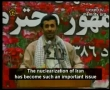 President Mahmoud Ahmadinejad - Offers to Sell Nuclear Fuel to America 30pcnt Cheaper - English Sub