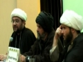 [MSA-PSG 2012] Islamic Family Structure (Panel Discussion) - English