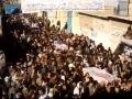 Tadfeen Shohada-e-Quetta Alamdar road Blast - 14 Jan 2013 - Urdu
