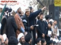 [12 January 2012] Lahore Dharna - Zaakir Syed Fakhar Abbas - Urdu