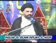 [01] Inqilab-e-Islami Infijar-e-Noor - Ustad Syed Jawad Naqavi - Urdu