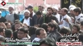 [14 Jan 2013] Karachi Dharna - Alwidai Noha Khwani by Brother Shadman Raza - Urdu