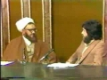Shaheed Murtaza Mutahiri - Rare Interview - Part 3 of 4 - Persian