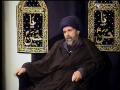 [02] Safar 1434 - The Concept of Crying for Imam Al-Hussain (a.s) - H.I. Sayyed Abbas Ayleya - English