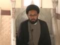 صابر قوم کی نشانیاں - H.I. Sadiq Taqvi - Orangi Town Karachi - Urdu