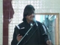 [Tarana baraey shuhada] chor kar apney maqsad ko jana nahin - Br. Yasir Ali yasir - Urdu