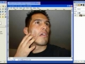 GIMP - Cracked Face Effect - English