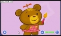 Kids Cartoon - Bonnie Bear - Night Time - English