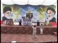 AISAI HOTAI HAI ALI KAI NOKAR - Manqabat on Imam Ali A.S by a group of students at Jamea Orwatul Wusqa - Urdu