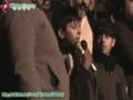 [12 Jan 2013] Lahore Dharna - Poem - ALI ALI - Urdu
