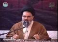 [08] ہفتہِ وحدت Hafta e Wahdat (Bahawalpur) - Rabi Awwal 1434 - Ustad Syed Jawad Naqavi - Urdu
