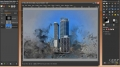 GIMP - City in Ruins - English