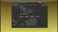GIMP - Shiny golden text effext on silk- English