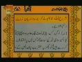 Quran Juzz 30 - Recitation & Text in Arabic & Urdu