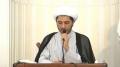 [8 March 2013] حديث الجمعة لسماحة الشيخ علي سلمان - Arabic