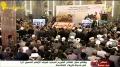 Opening the box Imam Hussein shrine - Abdul Khaliq tribulation   ضريح الإمام الحسين Arabic