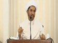[15 March 2013] حديث الجمعة لسماحة الشيخ علي سلمان - Arabic