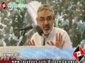 [16 March 2013] شب شہداء - H.I. Ali Murtaza Zaidi - Buffer Zone, Karachi - Urdu