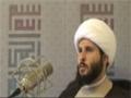 Spirituality - Sheikh Hamza Sodagar - English