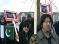 Pakistani Canadians disrupt Pakistan Consulate Event in Toronto - Protest For Sibte Jafar - English